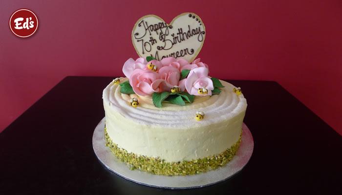 Birthday Cake Design For Elderly Dmost for